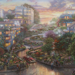 "San Fran, Lombard Street II Limited edition Sizes 18x24"" 25x34"" 30x40"""