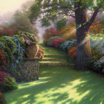 "Pathway to Paradise RE 25x34"" - Was £3,995 NOW £1,900"