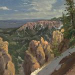 Bryce National Park Size 12x16""