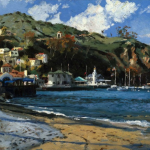 Catalina Yacht Club Size 12x16""