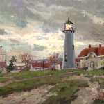 "Chatham Light Sizes 12x16"" 18x24"""