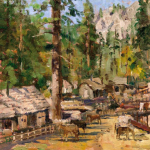 """High Country Camp Size 12x9"""""""
