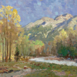 """High Country Meadow Size 9x12"""""""