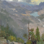 """High Country Vista Size 12x9"""""""