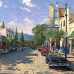 "Los Gatos Sizes 16x20"" 24x30"""