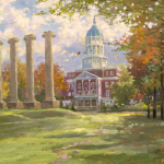 "Majesty of Mizzou Sizes 18x27"" 24x36"""