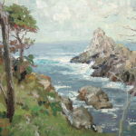 "Point Lobos, Carmel Sizes 12x16"" 16x20"""