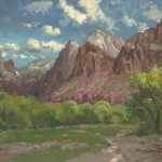 Zion National Park Size 18x24""